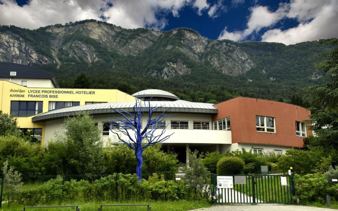 Production de fruits, légumes et aromates pour l'école hôtelière de Bonneville