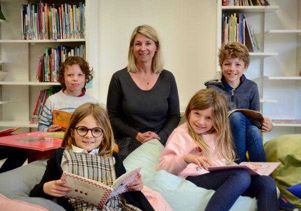 Création d'espace de lien à la nature à l'École Bilingue Internationale de Haute Savoie